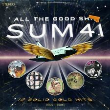 Sum 41 - All the Good Shit: 14 Solid Gold Hits 2000-2008 [New CD] Explicit, With