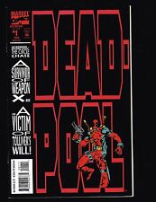 "Deadpool: The Circle Chase #1 ~ ""Ducks in a Row!"" ~ (9.0) 1993 WH"