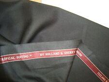 "4.44 yd Holland Sherry WOOL Fabric Teclana Elite Tropical Suiting 8 oz 160"" BTP"