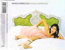 cd-single, Natalie Imbruglia - Wrong Impression, 3 Tracks, Australia