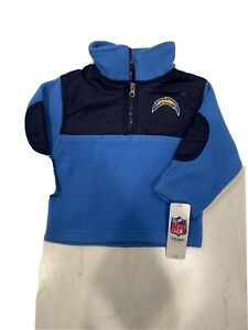 Nike NFL San Diego Chargers Sweatshirt Toddler 2T  Football Blue