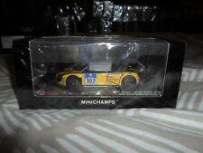 Minichamps - 1/43 - Nurburgring 24 Hour - Audi R8 LMS - #102 2010