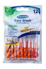 DenTek Easy Brush Interdental - Bürsten 2,0mm - 3,0mm Extra Fein ISO 1