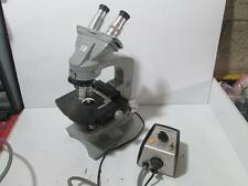 American Optical Spencer microscope with lens 1116 107-9 B02768