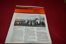 Case 4694 Tractor Dealer's Brochure YABE11