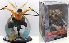 Anime P.O.P ONE PIECE Roronoa Zoro Battle Ver. PVC Figure Statue Toy
