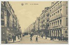 AK-Lille-la rue nazionale (y510)