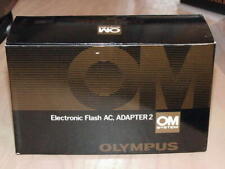 OLYMPUS OM FLASH AC ADAPTER 2 FOR T POWER CONTROL T-8 T-10 T-28 T-32 T-45 NEW