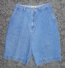 womens size 8 st. johns bay shorts 28x10