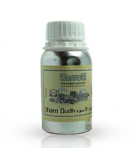 Tom Oudh Concentrated Perfume Oil Attar by Surrati perfumes 3ml,6ml,12ml ,36ml