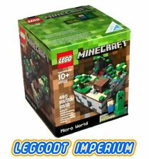 LEGO Ideas Minecraft Micro World The Forest 21102 - Rare, Sealed - FREE POST