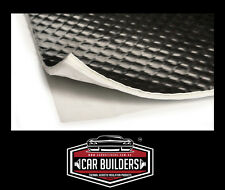 Zero Clearance - premium heat shield, engine & exhaust insulation, peel & stick