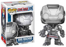 FUNKO POP VINYL Marvel: Captain America 3 - Iron man War Machine #128
