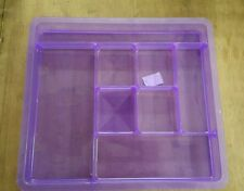 Really Useful  Purple Hobby/Craft Tray For 7 Litre Box Or Desk Tidy