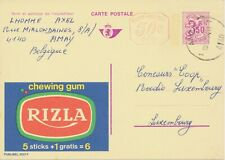 BELGIUM AMAY 1 4140 SC 1974 (Postal Stationery 3,50 + 0,50 F, PUBLIBEL 2557 F)