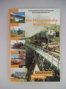 Die Museumsbahn Wutachtal - Die Sauschwänzle Bahn (4970)