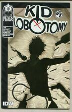 Kid Lobotomy 1 NM Misprinted Variant IDW Comics CBX2
