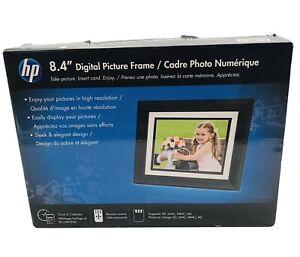 "HP 8.4"" Digital Picture Frame DF840A1, Open Box"