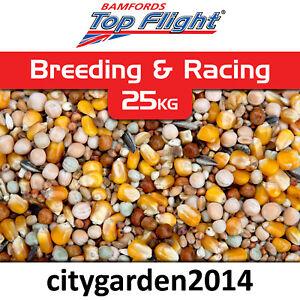 Bamfords Top Flight Breeding and Racing Pigeon Food 25kg