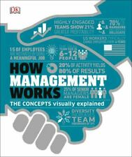 How Management Works: The Concepts Visually Explained [How Things Work] DK LikeN