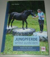 Ratgeber Lehrbuch Jungpferde selbst ausbilden Schritt für Schritt Pferd Buch NEU