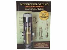 MODERN RELOADING * newest revised * 2nd edition 2012 by Richard Lee #90277 new!