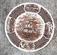 Fair Winds Plate Meakin Stafforshire England Plate