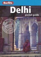 Berlitz Delhi Pocket Guide (India) *IN STOCK IN MELBOURNE - NEW*