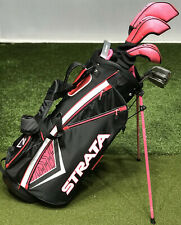 Strata By Callaway Complete Women's Golf Club Set 11 Piece Right Hand (#54570)