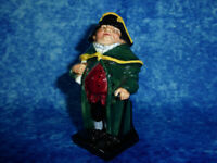 "Vintage ROYAL DOULTON Dickens Character Figurine Ornament ""Bumble"" FREE UK P&P!"