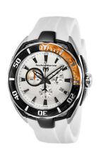 New Mens Technomarine TM 118040 Cruise 46mm White Sport Watch