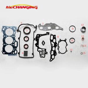 FOR DAIHATSU MOVE  CUORE VI 1.0 i EJ EJ-DE EJ-VE Engine METAL Head Gasket Set
