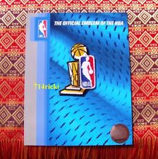 Official 2002 NBA Finals Patch Los Angeles Lakers vs New Jersey Nets