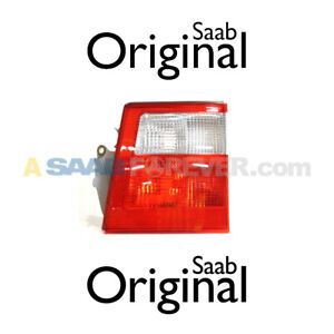 SAAB 9-5 WAGON Passenger Side Tail Light Inner 2002-2005 NEW GENUINE OEM 5404652
