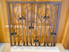 Nib PartyLite Woodland Light Floor Stand And Sconce P91241