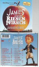 CD--JAMES & THE GIANT PEACH  -    JAMES UND DER RIESENPFIRSICH