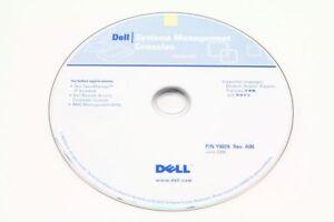 Dell P/N Y9929 Rev.A00 System Management Consoles CD Version 5.0 Multilingual