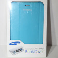Samsung galaxy tab 2 Book Cover celeste Originale 7.0