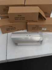 Lot of 7 Q-See Security Camera Housing Unit Silver New Model Qp-8020 new