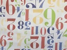 Tovaglia di plastica per tavolo cm 140x200 -50%25 color bianco con numeri