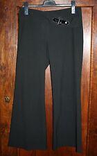COP COPINE_Superbe pantalon noir_Modèle ORTOLI_T.36/38_TBE