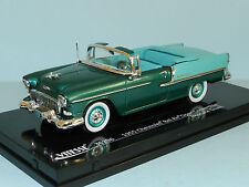 Vitesse 1/43 1955 Chevrolet Bel Air Convertible Neptune Green MiB