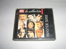 COMPIL 2 CDS FRANCE PATRICK JUVET BALAVOINE BRASSENS