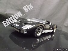 Jouef Evolution 1:18 Ford GT40 Classic American muscle Supercar Rare
