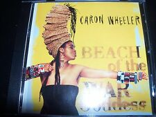 Caron Wheeler (Soul II Soul) Beach Of The War Goddess (Australia) CD – Like New