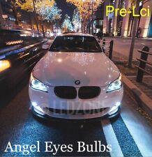 BMW E60 E61 Pre-Lci LED UPGRADE XENON WHITE Angel Eye Halo Rings Bulbs Light