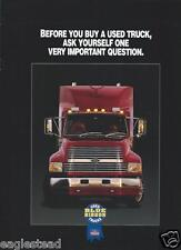 Truck Brochure - Ford - Blue Ribbon - Used  - c1995 (T1297)