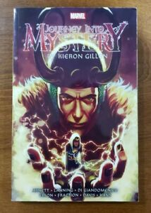 Journey Into Mystery Complete Collection Vol. 2 Marvel Comics TPB GN OOP Gillen