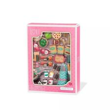 Lori Our Generation Gourmet Market Play Food Accessories Set For Dolls New