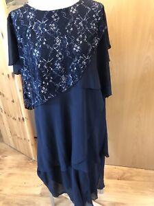 Festliches Kleid Blau Gunstig Kaufen Ebay